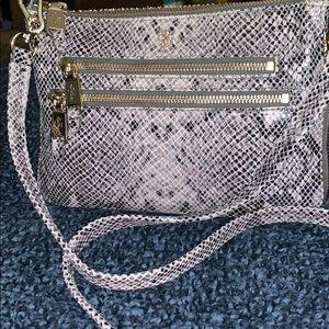 Cole Haan Snakeskin Crossbody Bag